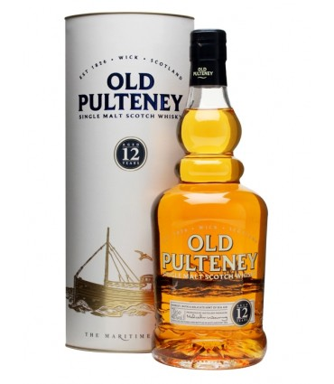 OLD PULTENEY 12 Y.O. 70CL/40%