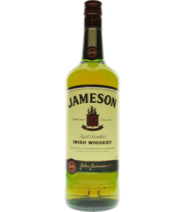 JAMESON IRISH WHISKEY 100CL/40%