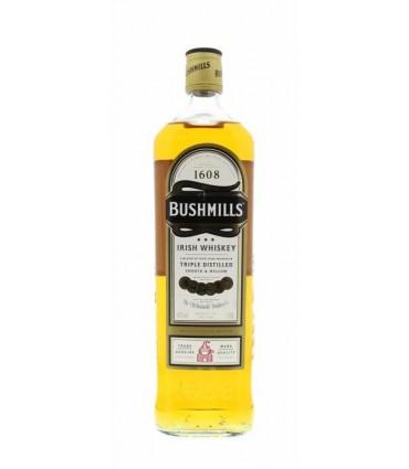 BUSHMILLS IRISH WHISKEY ORIGINAL 100CL/40%