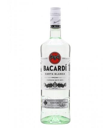 BACARDI CARTA BLANCA 100CL/37,5%