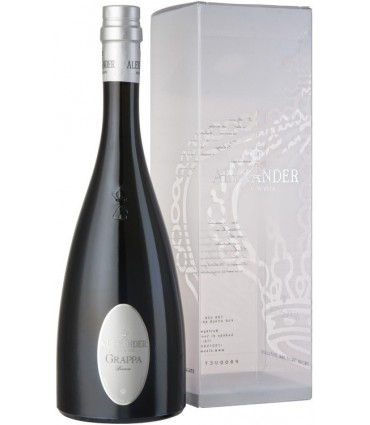 GRAPPA ALEXANDER 70CL/38% GIFTBOX