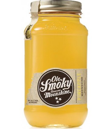 OLE SMOKY MOONSHINE PINEAPPLE 50CL/20%
