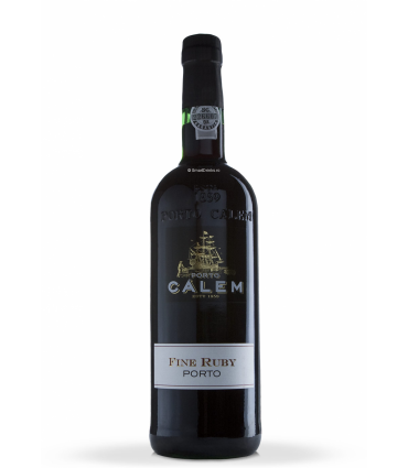 CALEM FINE RUBY PORT 75CL