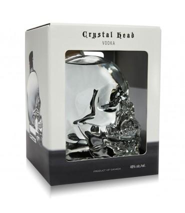 CRYSTAL HEAD VODKA 70CL/40%