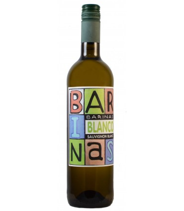 BARINAS SAUVIGNON BLANC 2018 75CL SCREW CAP