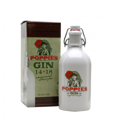 POPPIES GIN 50CL/40%