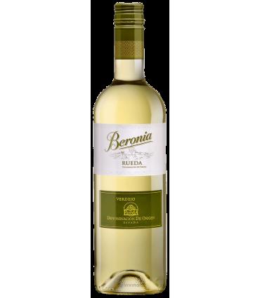BERONIA RUEDA 2018 BLANC 75CL