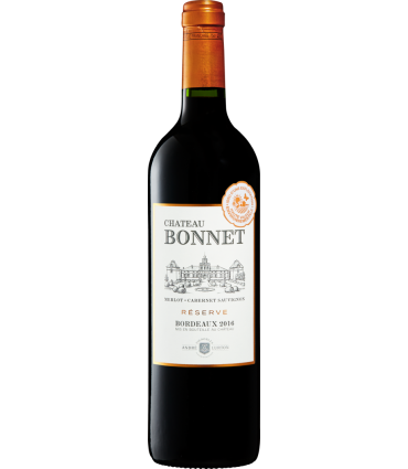 BONNET RESERVE 2016 ROUGE FUT 75CL