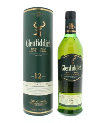 GLENFIDDICH 12Y 70CL/40%