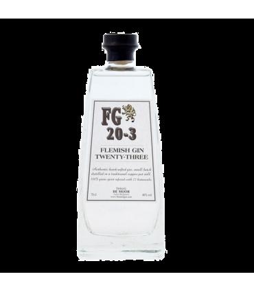 FLEMISH GIN TWENTY-THREE 70CL/46%