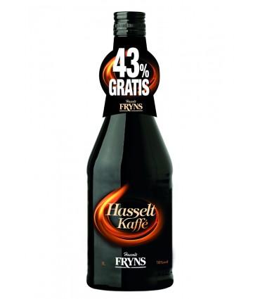 HASSELT KAFFE FRYNS 70CL+43% GRATIS