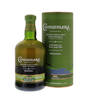 CONNEMARA PEATED SINGLE MALT 70CL/40%