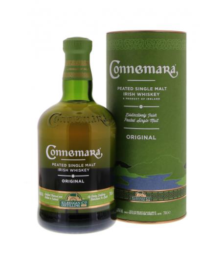 CONNEMARA PEATED SINGLE MALT 70CL/40%