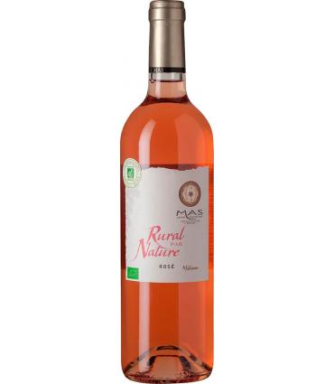 RURAL PAR NATURE ROSE 75CL 2018 BIO