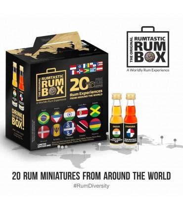RUMTASTIC RUM BOX 20X2CL/40%