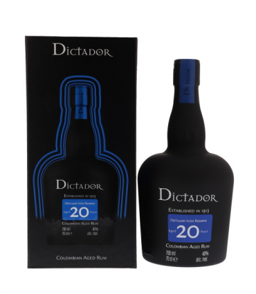 DICTADOR 20Y 70CL/40%