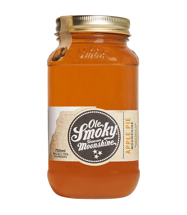 OLE SMOKY MOONSHINE APPLE PIE 50CL/20%