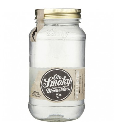 OLE SMOKY MOONSHINE ORIGINAL 50CL/50%