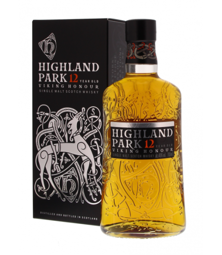 HIGHLAND PARK 12Y VIKING HONOUR 70CL/40%