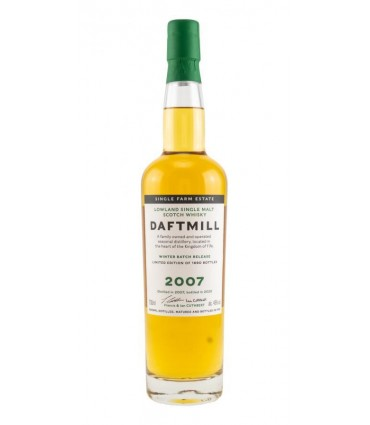 DAFTMILL SINGLE MALT SC. WHISKY WINTER 2007-20 70CL/46%