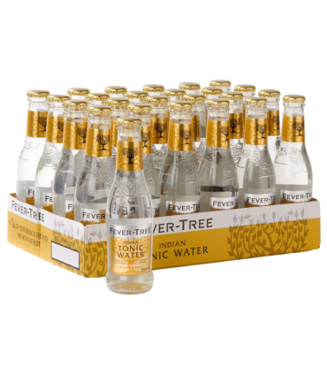 FEVER-TREE PREMIUM INDIAN TONIC WATER 24X20CL