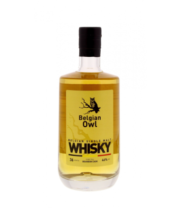 BELGIAN OWL BELGIAN SINGLE MALT WHISKY 3Y 50CL/46%