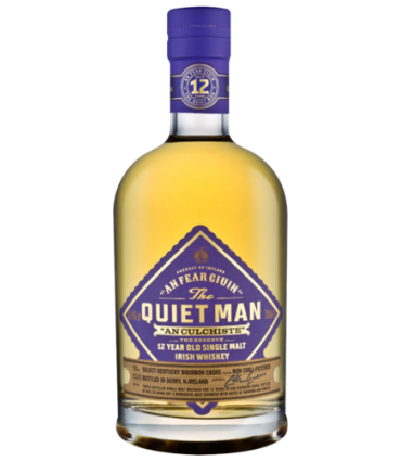 QUIET MAN MALT 12Y 70CL/46%