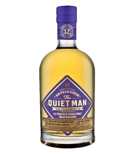 QUIET MAN MALT 12Y 70CL/46%