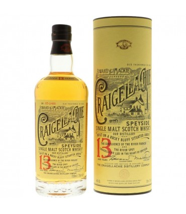CRAIGELLACHIE 13 YEARS 70CL/46% + GB