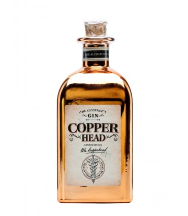 COPPERHEAD GIN 50CL/40%
