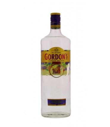 GORDON'S LONDON DRY GIN 100CL/37.5%